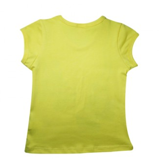 Blusa Unicolor Estamp. Patines Ref. 4618